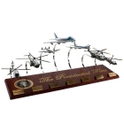 Presidential Collection Airplane Model