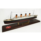 Titanic Wood Model Ship