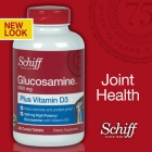 Schiff® Glucosamine 1,500mg Plus Vitamin D, 340 Coated Tablets