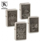 American Legend Lighters Set Of 4