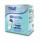 TRUEResult Blood Glucose Starter Kit  & TRUEtest Test Strips, 100 Count