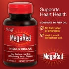 Schiff® MegaRed 300 mg Omega-3 Krill Oil, 110 Softgels