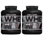 Cellucor Cor-Whey 4lbs x 2pk Molten Chocolate