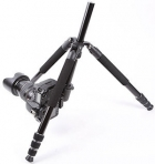 "Dolica Proline 65"" Aluminum Traveler Tripod with Ball and Pan Head"