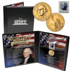 2007 24k GP Washington Dollar & Stamp Collection