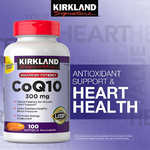 CoQ10 300 mg., 100 Softgels
