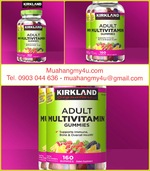 "Kirkland Signatureâ""¢ Adult Multivitamin, 320 Gummies"
