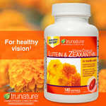 trunature® Vision Complex Lutein & Zeaxanthin, 140 Softgels