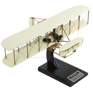 "Wright Flyer ""Kitty Hawk"" (1/24 Scale) Airplane Model"