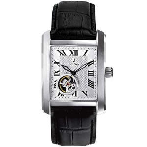 Bulova Men´s BVA-Series 160 Mechanical Leather