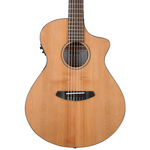 Breedlove Pursuit Nylon Acoustic-Electric Guitar Natural