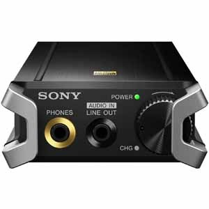SONY Portable Hi-Res DAC/Headphone Amplifier (PHA-2)