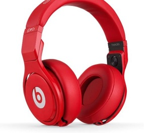 Beats Pro Over-Ear Headphone - Lil Wayne Red