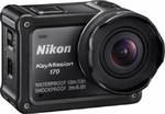 New! Nikon - KeyMission 170 HD Waterproof Action Camera with Remote