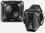 New! Nikon - KeyMission 360 Degree Action Camera