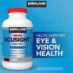 Kirkland Signature Ocusight Adult Up 50, 300 Softgels