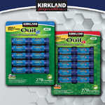 Kirkland Signature Quit Lozenges, 2 mg. or 4 mg., 270 Pieces