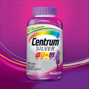 Centrum Silver Women Multivitamin - 250 viên