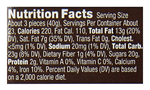 KIRKLAND Signature Chocolates of the World in Assortment Jar, 2 lb - 907g