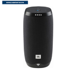 JBL - LINK 10 Smart Portable Bluetooth Speaker with the Google Assistant built in - Black