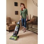 Hoover T-Series WindTunnel Rewind Bagless Upright Vacuum, UH70120