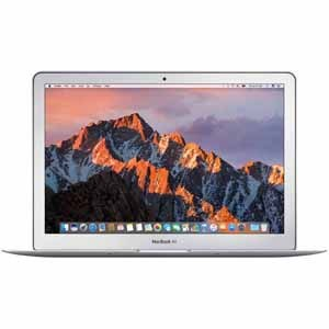 "Apple 13.3"" Display MacBook Air, Intel Core i5, 1.8GHz Processor , 8GB Memory , 256GB SSD (Latest Model) - Silver"