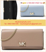 Mott East-West Clutch - MICHAEL Michael Kors