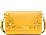 Flower Garden Phone Wallet Crossbody - MICHAEL Michael Kors
