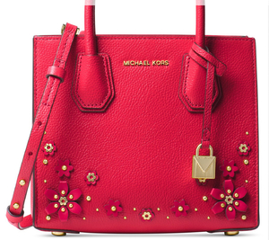 Mercer Medium Messenger - MICHAEL Michael Kors