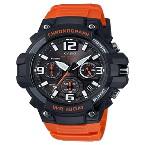 Men´s Casio Analog Watch - Orange