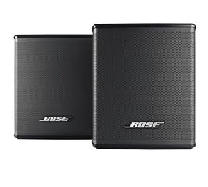 Bose® - Wireless Surround Speakers for Home Theater (Pair) - Black