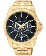 Citizen - Men´s Gold-Tone Stainless Steel Bracelet Watch 42mm AG8342-52L