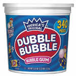 Dubble Bubble Gum, Bubblegum, 340-count
