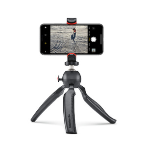 Manfrotto PIXI Plus Mini Tripod Kit with iPhone Clamp & GoPro Adapter