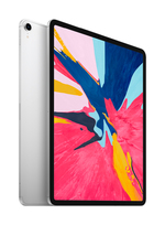Apple 12.9-inch iPad Pro (Latest Model) Wi-Fi Plus Cellular 256GB - Silver