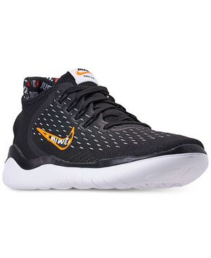 Nike - Men™s Free RN 2018 Just Do It Running Sneakers from Finish Line