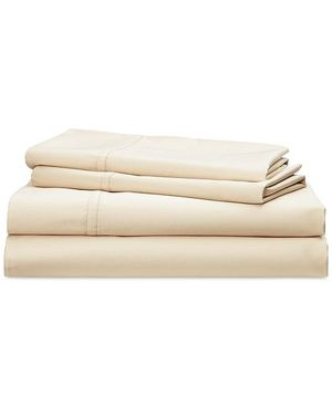 Lauren Ralph Lauren - Spencer Cotton Sateen Count 4-Pc. Solid Queen Sheet Set