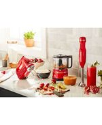 KitchenAid - KHB1231QHSD 100 Year Limited Edition Queen of Hearts 2-Speed Hand Blender