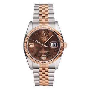 Rolex Jubilee Datejust Two-tone Ladies Automatic Watch
