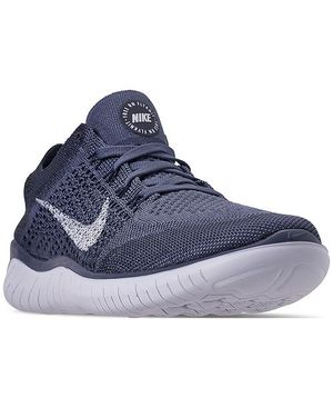 Nike - Men´s Free RN Flyknit 2018 Running Sneakers from Finish Line