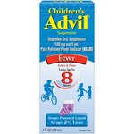 Advil Childre's Suspension Liquid-Grape-4 Oz