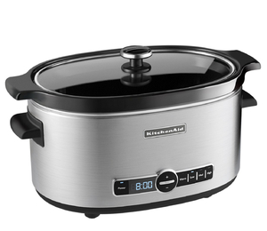 KitchenAid - KSC6223 6 Qt. Slow Cooker