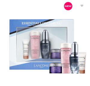 New - ESSENTIALS ON THE GO TRAVEL SET
