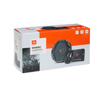 "JBL - GX Series 6.5"" 2-Way Component Speaker System with Polypropylene Cones (Pair) - Black"