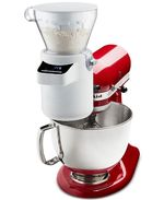 KitchenAid - Sifter + Scale Attachment