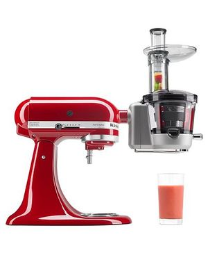 KitchenAid - KSM1JA Stand Mixer Juicer Attachment