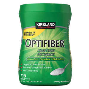 Kirkland Signature OPTIFIBER, 25.6 Ounces 190 Servings
