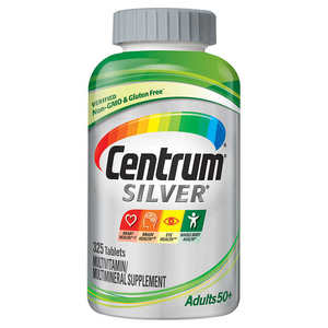Centrum Silver Adults 50.., Multivitamin, 325 Tablets