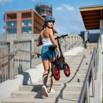 Jetson Bolt Folding Electric Scooter