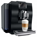 Jura Z6 Automatic Coffee Machine - Aluminum Black